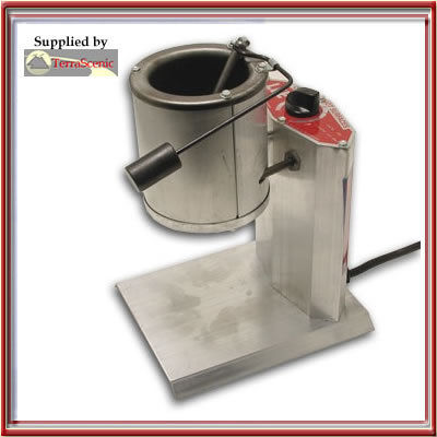 Metal Melting Casting Station With Pouring Spout 400ML MEL90008